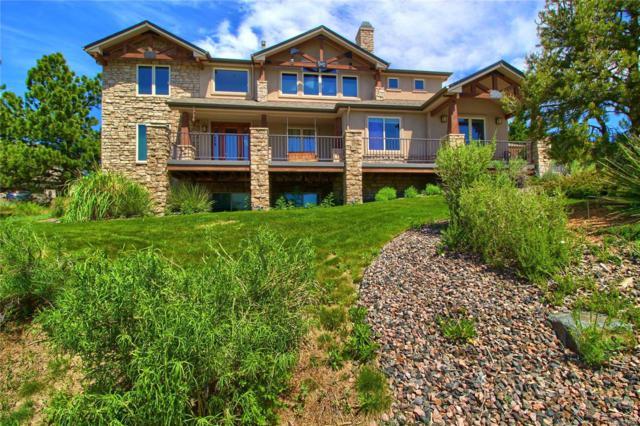 5415 Sage Thrasher Road, Parker, CO 80134 (MLS #4045652) :: 8z Real Estate