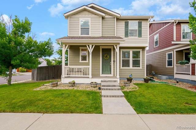 4434 S Independence Court, Littleton, CO 80123 (#4045717) :: The DeGrood Team