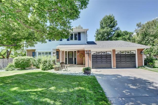 4669 S Adobe Lane, Littleton, CO 80127 (#4046062) :: The DeGrood Team