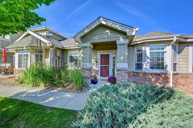 1372 Pineridge Court #102, Castle Pines, CO 80108 (#4046682) :: Symbio Denver