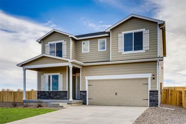 315 Spruce Street, Bennett, CO 80102 (MLS #4047427) :: 8z Real Estate