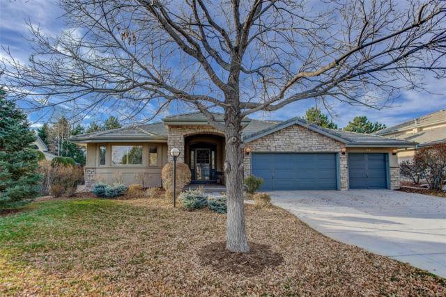 20 Canon Drive, Greenwood Village, CO 80111 (#4047458) :: House Hunters Colorado