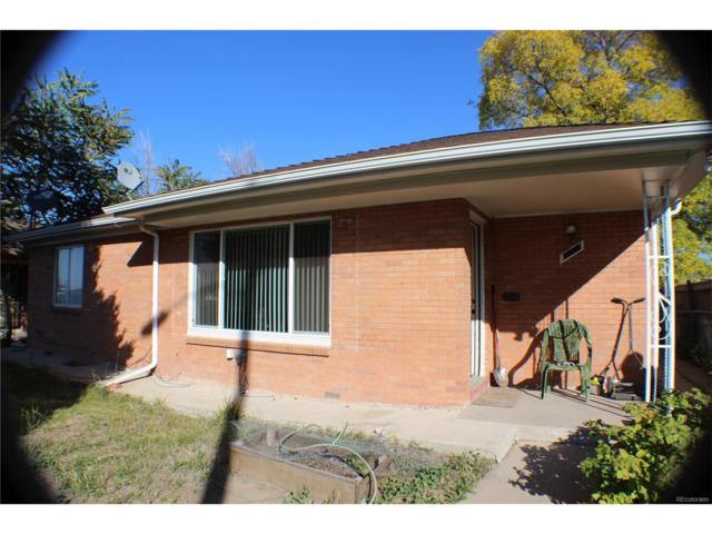 3650 Krameria Street, Denver, CO 80207 (#4047850) :: The Peak Properties Group