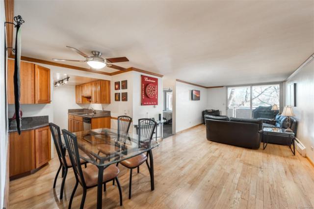 4600 E Asbury Circle #204, Denver, CO 80222 (MLS #4047896) :: 8z Real Estate