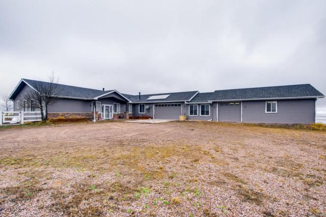 3599 Gray Circle, Elbert, CO 80106 (MLS #4048042) :: 8z Real Estate
