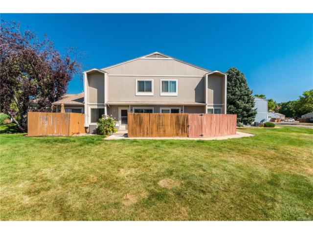 7973 Chase Circle #54, Arvada, CO 80003 (#4048155) :: The Griffith Home Team