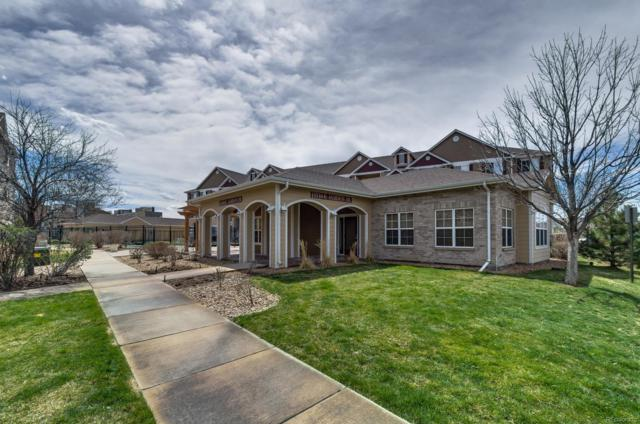 15700 E Jamison Drive #208, Englewood, CO 80112 (#4048446) :: The Galo Garrido Group