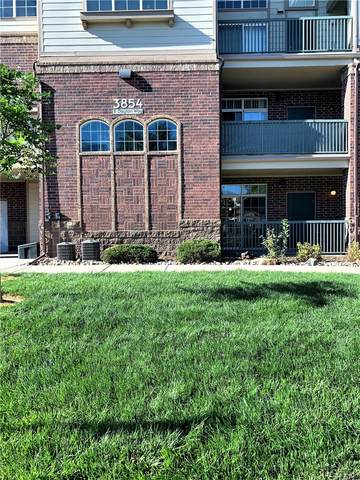 3854 S Dayton Way #102, Aurora, CO 80014 (#4048894) :: Portenga Properties - LIV Sotheby's International Realty