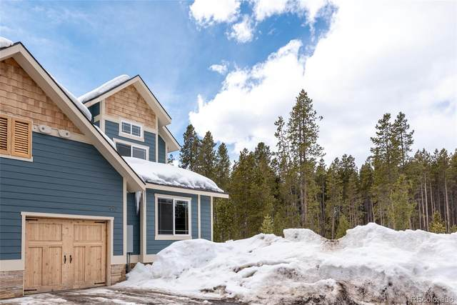 912 County Road 8 #1, Fraser, CO 80442 (#4049028) :: The Peak Properties Group