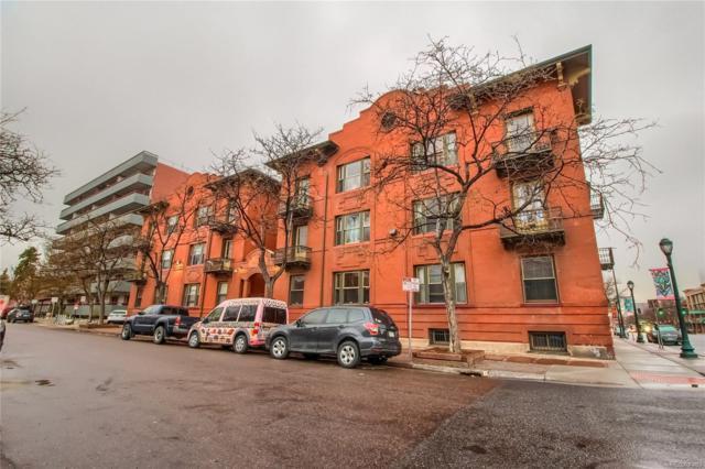 1475 N Humboldt Street #21, Denver, CO 80218 (#4049392) :: Wisdom Real Estate
