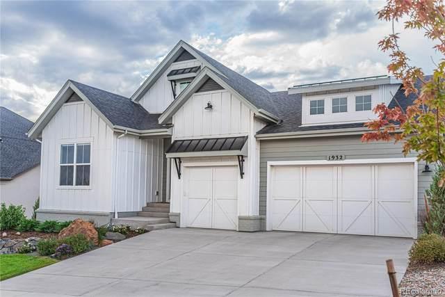 1932 Walnut Creek Court, Colorado Springs, CO 80921 (MLS #4049458) :: Find Colorado Real Estate