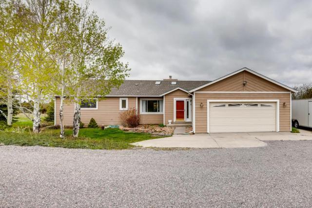 885 Newman Drive, Elizabeth, CO 80107 (MLS #4050280) :: 8z Real Estate