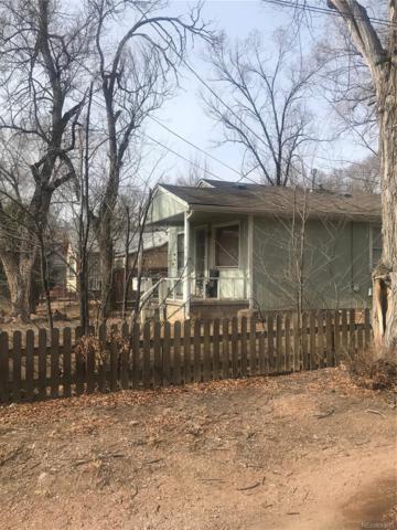2512 E Dale Street, Colorado Springs, CO 80909 (#4050306) :: Wisdom Real Estate