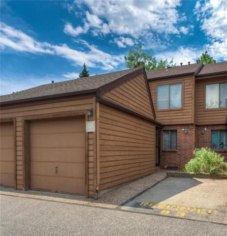 414 Wright Street #108, Lakewood, CO 80228 (#4050453) :: HomeSmart Realty Group