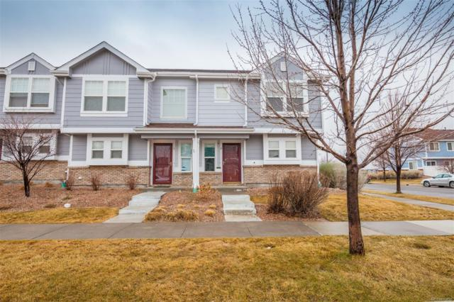 18916 E 57th Place D, Denver, CO 80249 (#4050836) :: My Home Team
