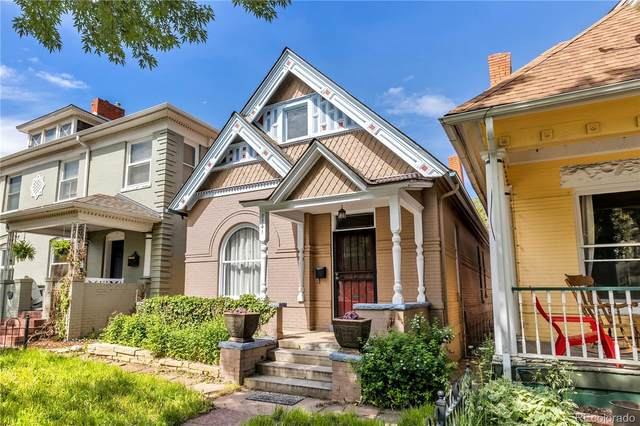 1141 N Downing Street, Denver, CO 80218 (#4050853) :: Berkshire Hathaway HomeServices Innovative Real Estate