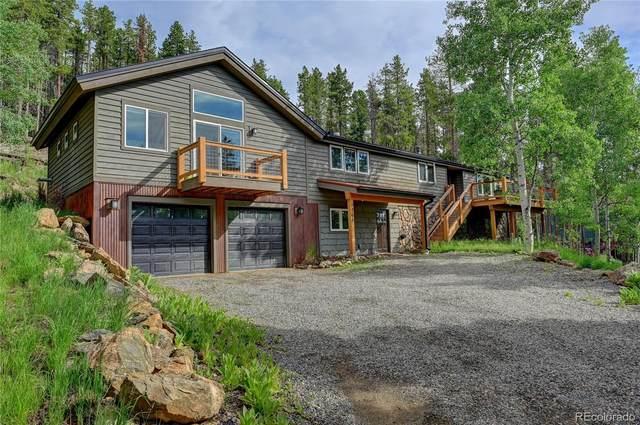 7765 Matterhorn Road, Evergreen, CO 80439 (#4051107) :: Wisdom Real Estate