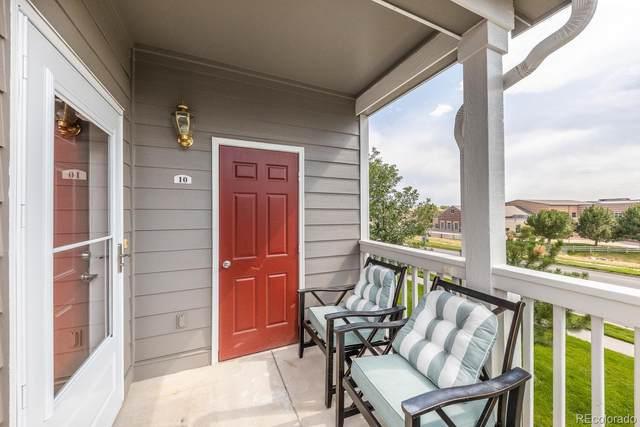 16320 E Fremont Avenue #10, Aurora, CO 80016 (MLS #4051218) :: 8z Real Estate