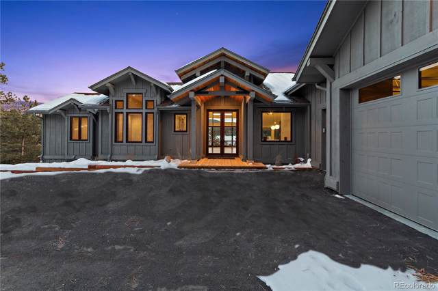 7368 Heiter Hill Drive, Evergreen, CO 80439 (#4051680) :: The Peak Properties Group