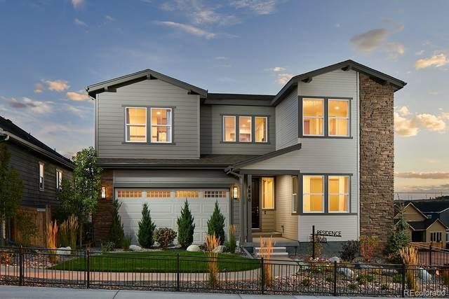 4840 Basalt Ridge Circle, Castle Rock, CO 80108 (MLS #4051726) :: 8z Real Estate
