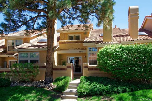 8849 Fiesta Terrace, Lone Tree, CO 80124 (#4052549) :: HomeSmart Realty Group