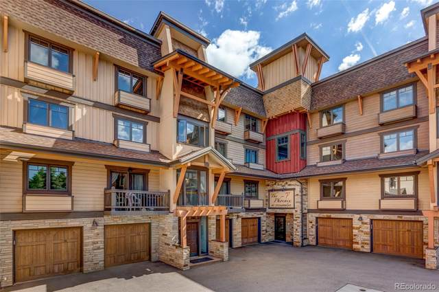 2355 Apres Ski Way #106, Steamboat Springs, CO 80487 (#4052625) :: The Peak Properties Group
