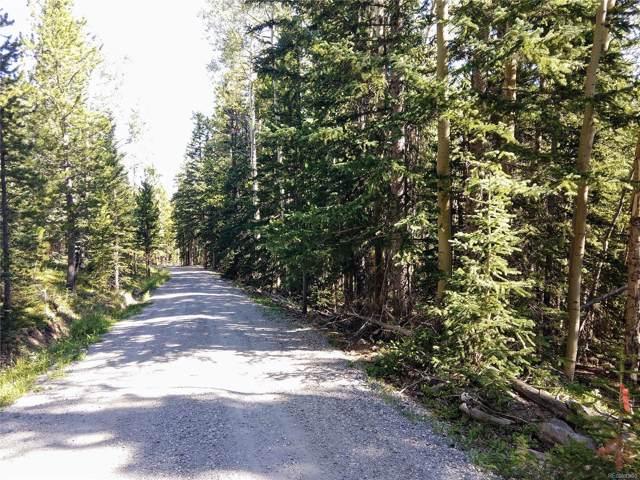 Lot 6 Long Road, Idaho Springs, CO 80452 (#4052794) :: The DeGrood Team