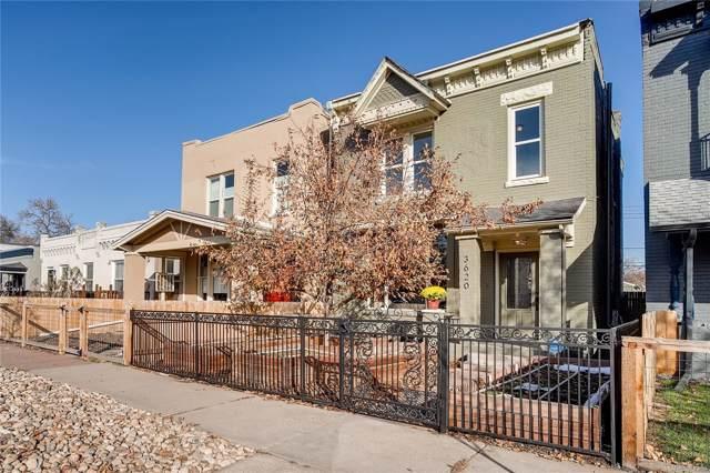 3620 N Williams Street, Denver, CO 80205 (#4052976) :: The Healey Group