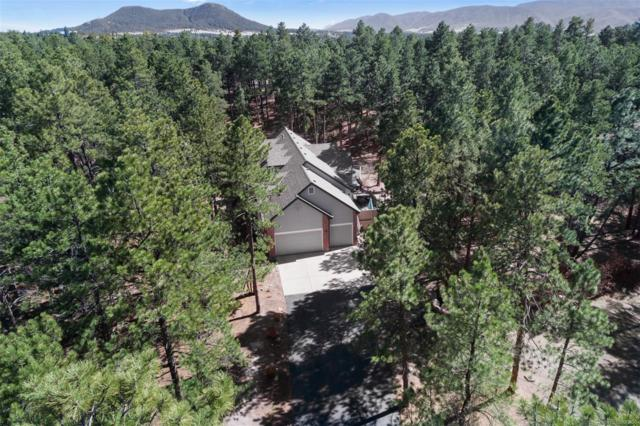 7605 Poncha Drive, Larkspur, CO 80118 (#4053201) :: Ben Kinney Real Estate Team