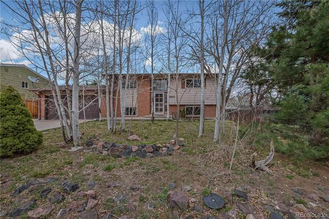 990 S Pierson Way, Lakewood, CO 80226 (#4053499) :: The Dixon Group