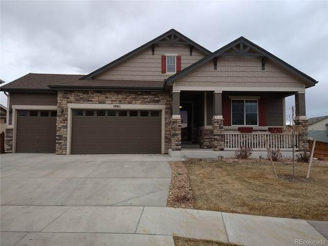 10911 Unity Parkway, Commerce City, CO 80022 (#4053553) :: The Gilbert Group