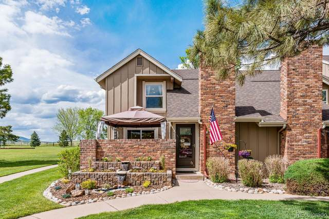 11771 Elk Head Range Road, Littleton, CO 80127 (#4053595) :: Re/Max Structure