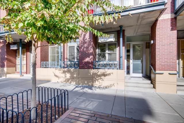 1499 Blake Street 1H, Denver, CO 80202 (#4054306) :: The DeGrood Team