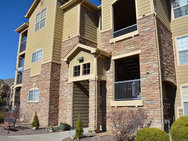 17346 Nature Walk Trail #308, Parker, CO 80134 (#4054974) :: Sellstate Realty Pros