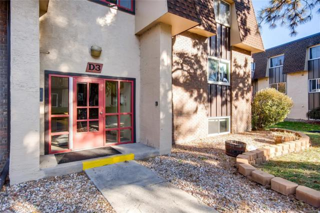 7755 E Quincy Avenue 303D3, Denver, CO 80237 (#4054978) :: The Heyl Group at Keller Williams