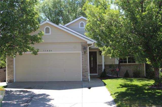 11426 E 116th Drive, Commerce City, CO 80640 (#4055195) :: James Crocker Team
