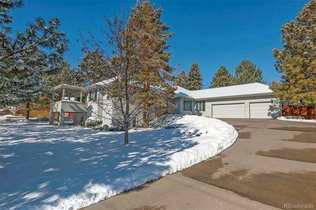 14553 W 58th Avenue, Arvada, CO 80002 (#4055514) :: The Gilbert Group