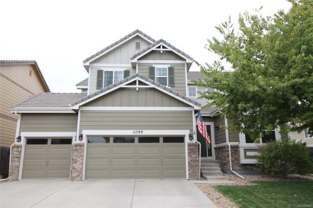 11789 Jasper Street, Commerce City, CO 80022 (MLS #4055881) :: 8z Real Estate