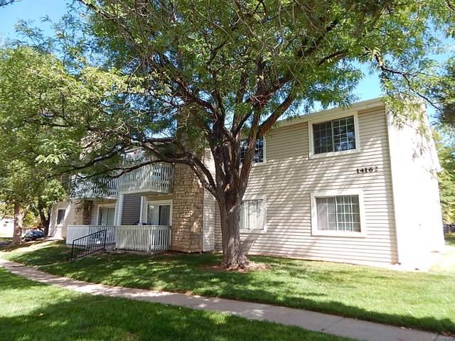 14162 E Colorado Drive #204, Aurora, CO 80012 (MLS #4056077) :: 8z Real Estate