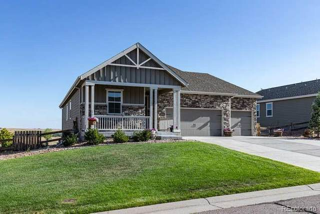 42415 Forest Oaks Drive, Elizabeth, CO 80107 (MLS #4056316) :: 8z Real Estate