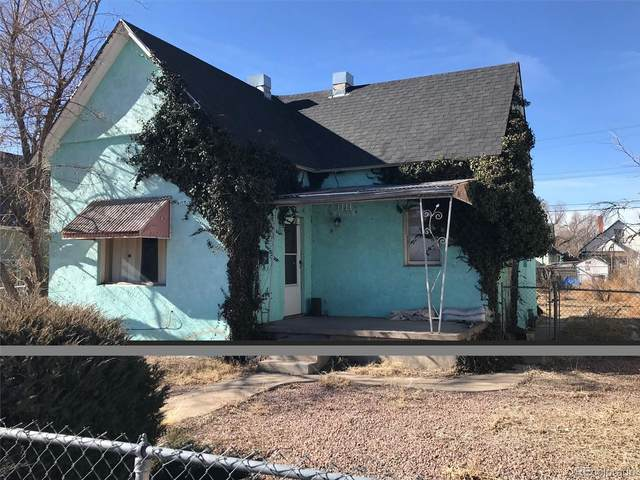 1111 Pine Street, Pueblo, CO 81004 (MLS #4056334) :: 8z Real Estate