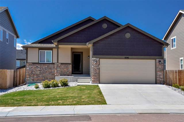 6646 Big George Drive, Colorado Springs, CO 80923 (MLS #4056422) :: 8z Real Estate
