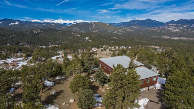 6199 S Skyline Drive, Evergreen, CO 80439 (MLS #4056621) :: 8z Real Estate