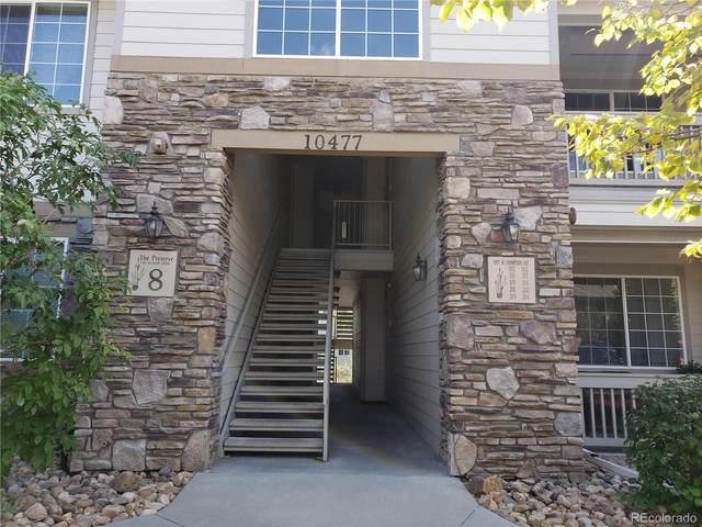 10477 W Hampden Avenue #103, Lakewood, CO 80227 (#4057026) :: The Scott Futa Home Team