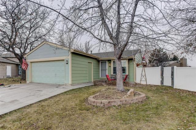 4881 S Holland Court, Denver, CO 80123 (#4057263) :: The Heyl Group at Keller Williams