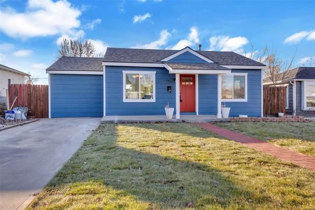 4967 Decatur Street, Denver, CO 80221 (#4057965) :: The Peak Properties Group