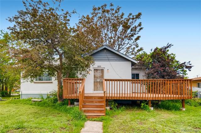 6801 Leyden Street, Commerce City, CO 80022 (#4058015) :: Berkshire Hathaway HomeServices Innovative Real Estate