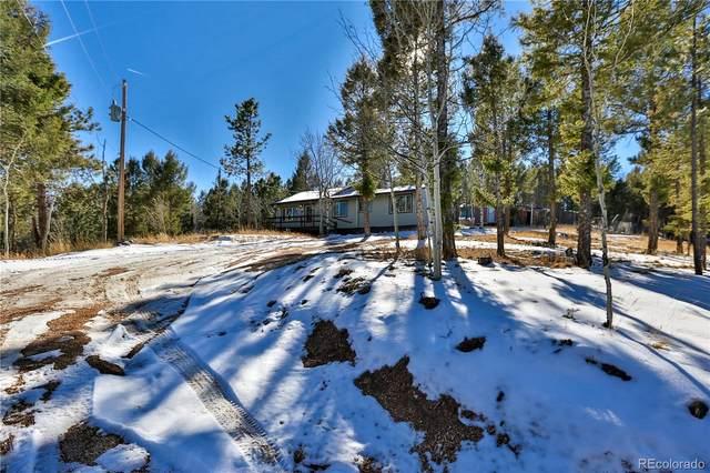 252 Honeysuckle Road, Woodland Park, CO 80863 (#4058106) :: Venterra Real Estate LLC