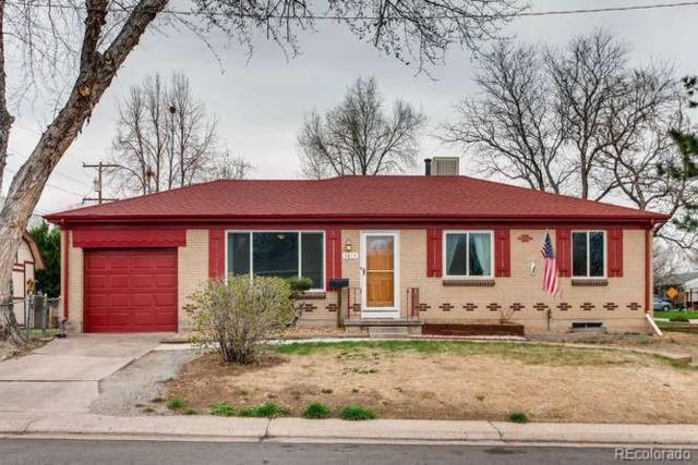 5815 W Arizona Avenue, Lakewood, CO 80232 (#4058220) :: The Pete Cook Home Group