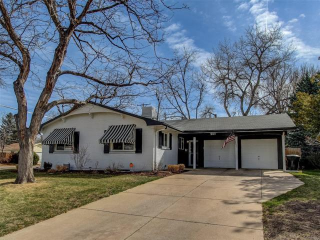 904 S Ivy Street, Denver, CO 80224 (#4058716) :: Wisdom Real Estate